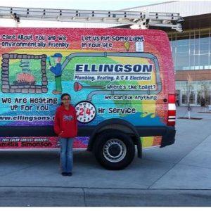 Ellingson Van Wrap