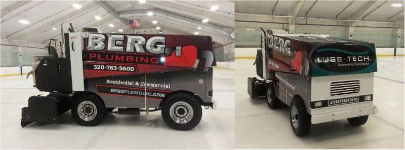 zamboni graphic wrap