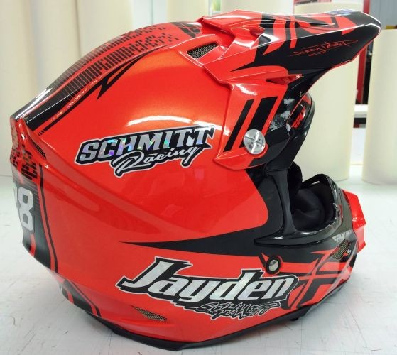 Helment graphics