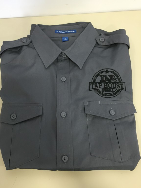 DJ Tap House - work shirt - apparel