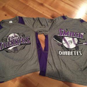 Turbo Trekker team shirts - apparel