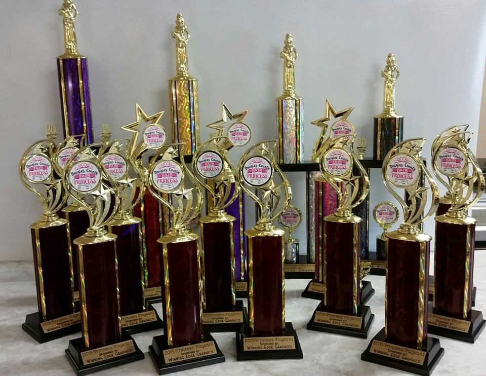 Princess Trophies